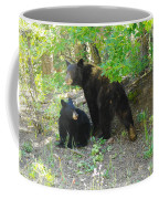 A Little Growl Before Departing Coffee Mug