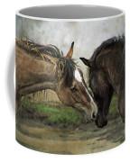 A Little Kiss Coffee Mug