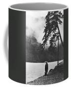 A Lone Japanese Fisherman Coffee Mug