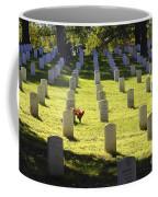 A Lone Remembrance Coffee Mug