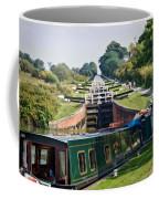 A Long Climb Coffee Mug by Paul Gulliver