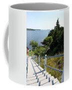 A Long Way Down Coffee Mug