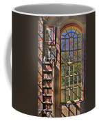 A Look From The Library Coffee Mug by Susan Candelario