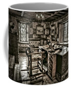 A Look To The Past Coffee Mug by Susan Candelario