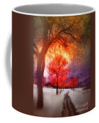 A Magic Winter Coffee Mug
