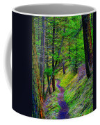 A Magical Path To Enlightenment Coffee Mug