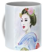 A Maiko  Girl Coffee Mug