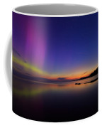 A Majestic Sky Coffee Mug by Everet Regal