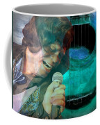 A Man And His Music - James Brown Featured In 'abc Group' And Comfortable Art Group Coffee Mug