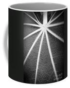 A Map On A Leaf Coffee Mug
