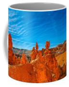 A Martian Earth Coffee Mug
