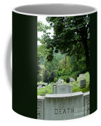A Matter Of Life And Death Coffee Mug