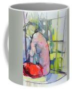A Meditation Coffee Mug