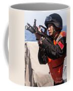 A Member Of The Chinese Peoples Coffee Mug by Stocktrek Images