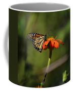 A Monarch Butterfly 1 Coffee Mug