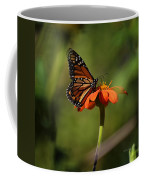 A Monarch Butterfly 2 Coffee Mug
