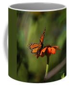A Monarch Butterfly 4 Coffee Mug
