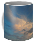 A Moon Lit Day Coffee Mug