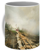 A Morning In Maine 2 Coffee Mug by Darren Fisher