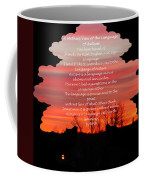 A Mother's View Of Autism Coffee Mug