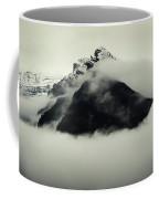 A Mountain Scene Coffee Mug