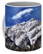 A Mountain View Coffee Mug