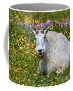 A Mouthful Of Flowers Coffee Mug