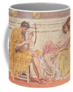A Musician Coffee Mug