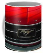 A Mustang  Coffee Mug