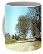 A Narrow Walk Coffee Mug