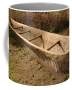 A Native American Fishing Boat Coffee Mug
