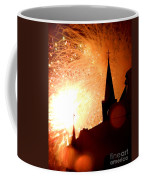 New Orleans St. Louis Cathedral A New Day A New Year In Louiisana Coffee Mug