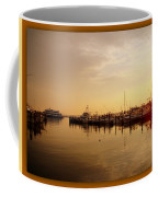 A New Day Beings On The Water - Atlantic Highlands  - Nj Coffee Mug
