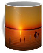 A New Day Dawns... Over Dock Remains Coffee Mug