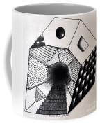 A New Dimension Coffee Mug
