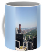 A New Skyscraper In Nyc Skyline Coffee Mug
