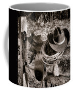 A New Workday For The Cowboy Coffee Mug