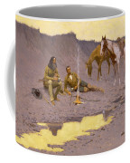 A New Year On The Cimarron Coffee Mug