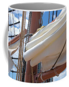 A Nice Pile Of Sail Coffee Mug