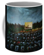 A Night At The Drive In Coffee Mug