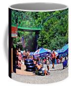 A Norcal River Beach Coffee Mug