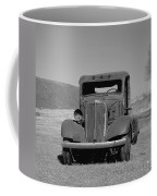 A North Dakota Carriage Coffee Mug