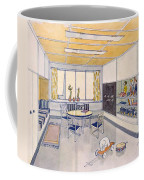 A Nursery, 1929 Coffee Mug