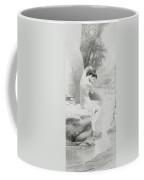 A Nymph Coffee Mug by Charles Prosper Sainton