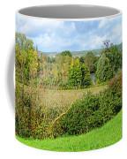 A Painter Landscape Coffee Mug by Olivier Le Queinec