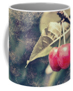 A Pair Of Cherries Coffee Mug
