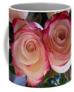 A Pair Of Roses  Coffee Mug
