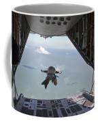 A Pararescueman Free Falls Coffee Mug