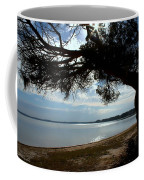 A Park With Tranquil Moments Coffee Mug