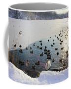 A Patch Of Blue Coffee Mug